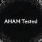 AHAM-Tested